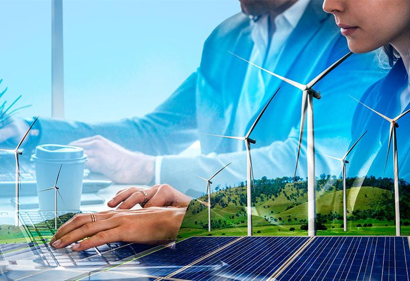Defienden parques energías limpias