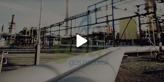 Video corporativo GNU Gas Natural